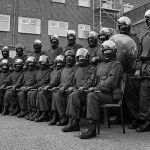 RUC Riot Squad photo © Bobbie Hanvey