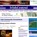Irish central Boston listing